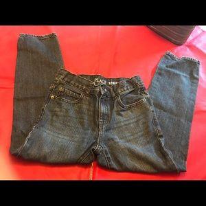 Children's Place Denim Jeans, Size 8